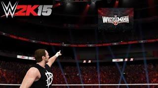 WWE Royal Rumble 2015 Full Show WWE 2K15 GAMEPLAY