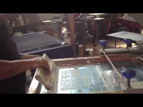 BEHIND THE SCENES: Art-Flo Screen Printing & Embroidery Facility - Chicago, IL