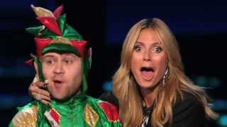 America's Got Talent 2015 - The Best of Piff the Magic Dragon