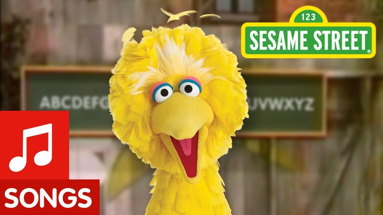 Sesame Street: ABC-DEF-GHI Song - YouTube