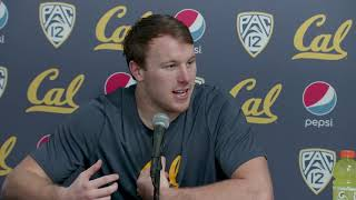 USC Post Game RB Patrick Laird and ILB Evan Weaver 111018