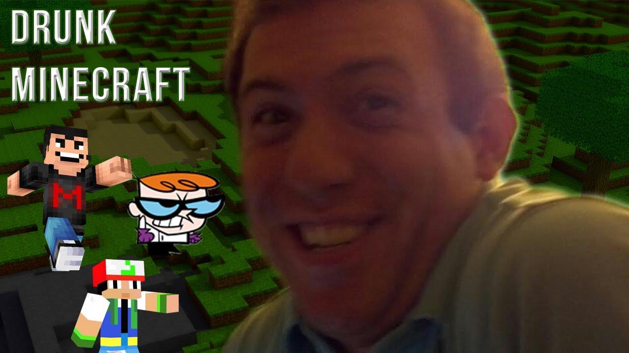 Drunk Minecraft #28   LOST - YouTube