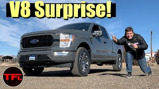 Is The New 2021 Ford F-150 Coyote V8 Quicker AND More Efficient Than Ever? 0-60 MPH Review