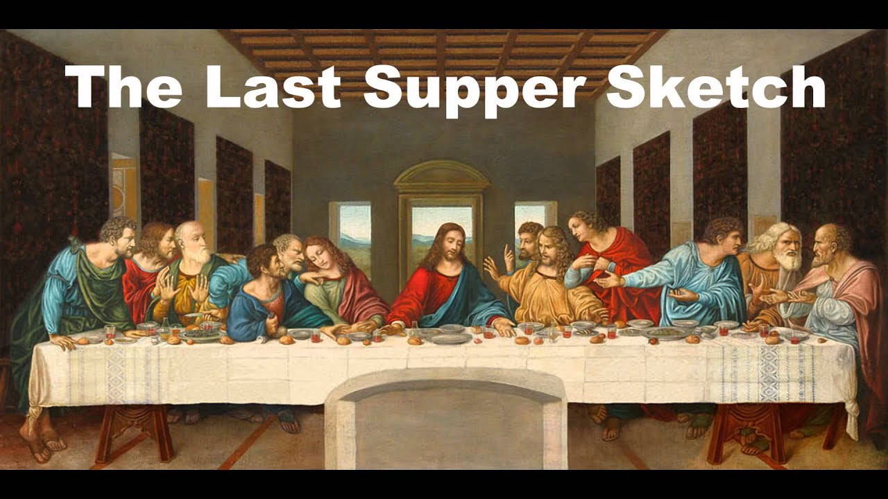 Viewing Gallery For - Leonardo Da Vinci The Last Supper ...