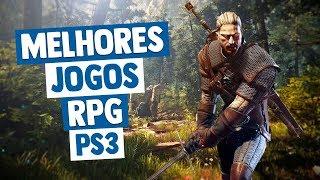 Melhores Jogos RPG - Playstation 3