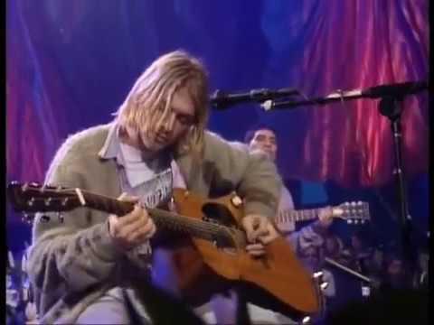 Nirvana - Come As You Are (Legendado) - Acústico