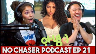 An Asian dude broke her heart, so she became the first black KPOP star - Alex Reid - No Chaser Ep 21