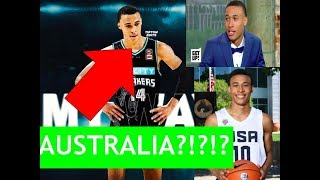 RJ Hampton will SKIP COLLEGE and GO PRO in Australia!