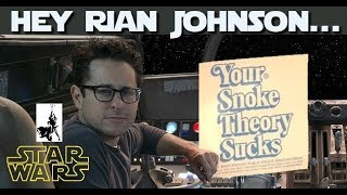 JJ Abrams vs Rian Johnson and the battle to 'save' Star Wars
