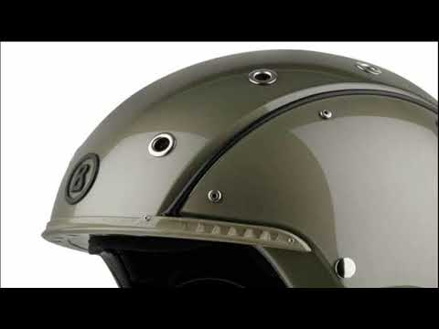 Bogner Pure Ski Helmet in Sea Grafite
