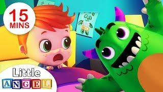 What's Under My Bed? Bed Time Songs with Jack | Kid Songs by Little Angel