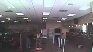 Wells Fargo Bank Robbery (11/21/15)