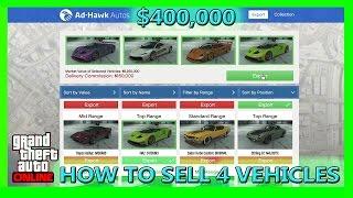 gta 5 online vehicle warehouse