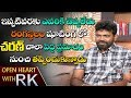 Sukumar about incident in Rangasthalam shoot; Open Heart with RK
