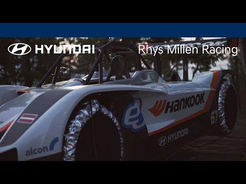 Rhys Millen  – 100th Anniversary Pikes Peak International Hill Climb | Hyundai Project IONIQ