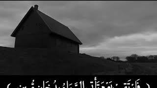 Beautiful recitation Ad-Dukhan