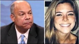 Disgrace: DHS Secretary Jeh Johnson Has No Idea Who Kate Steinle Is