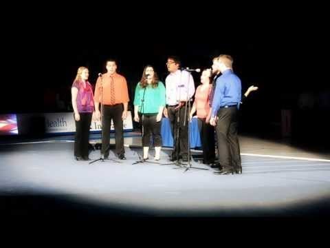 University of Florida Jazz Choir - National Anthem