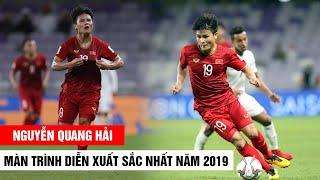 Nguyễn Quang Hải - Màn Trình Diễn Xuất Sắc 2019 Lọt Top 40 Cầu Thủ Xuất Sắc Nhất TG| Khán Đài Online