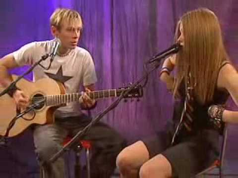 Baixar Avril Lavigne-Sk8er Boi[Acoustic]
