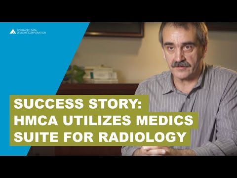 ADS Testimonial - HMCA Utilizes Medics Suite for Radiology