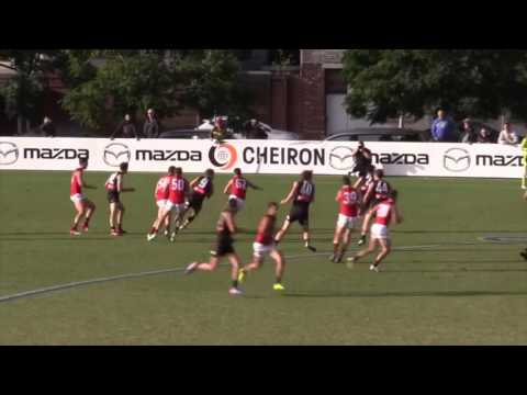 Round 3 Highlights: Werribee vs Essendon