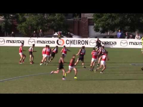 Round 3 Highlights: Werribee vs Essendon