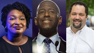 Black Governor Nominees Stacey Abrams, Andrew Gillum & Ben Jealous Share Stage At CBCF ALC