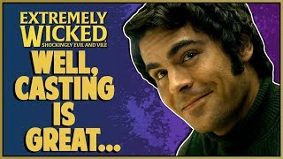 EXTREMELY WICKED SHOCKINGLY EVIL AND VILE MOVIE REVIEW - Double Toasted
