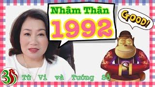 Nhâm Thân 1992 - Kiếm Phong Kim năm 2019   Tử Vi Và Tướng Số
