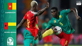 HIGHLIGHTS : Cameroon vs. Guinea-Bissau
