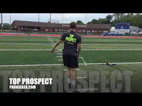 Zander Haley, Field Goals, Ray Guy Prokicker.com Top Prospect Camp 2016