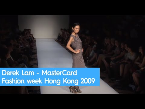 Derek Lam - MasterCard Fashion week Hong Kong 2009