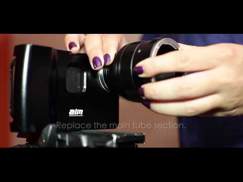 EnCinema SLR Lens Adapter Kit Mark II - for iPhone and Android —  Vid-Atlantic Media Productions