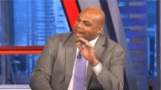 Inside The NBA crew reacts to Trail Blazers beat Thunder 104-99 in Game 1 | 2019 NBA Playoffs