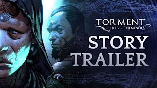 Torment: Tides of Numenera - Sztori Trailer