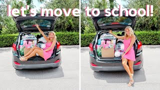 PACKING FOR COLLEGE | Pack With Me for The University of Alabama