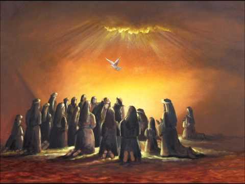 Основан на канара - шеста беседа - Kръщение (потапяне) в Светия Дух