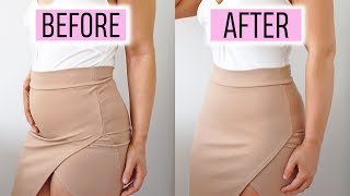 HOW TO GET A FLAT STOMACH WITH SHAPEWEAR! - Shapermint Try On Haul