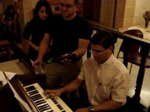 Angel Urdaneta - Iglesia San Onofre - Jesús el Carpintero