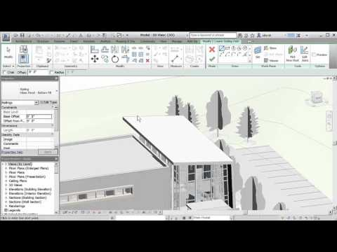 Revit 2017 - What's New Improved Railing Hosts