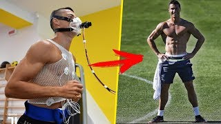 How Cristiano Ronaldo Trains to be The Best 💪GYM/ABS/Speed