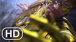JUSTICE LEAGUE Flash Vs Reverse Flash Fight Scene 4K ULTRA HD - Injustice 2 Cinematic