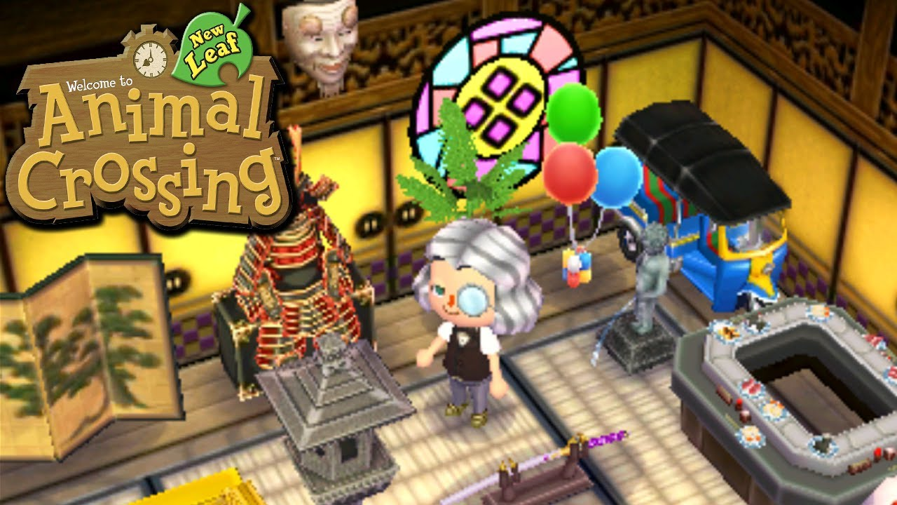 Animal Crossing: New Leaf - StreetPass Special (Nintendo ...