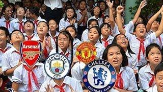 Nếu Premier League là một lớp học