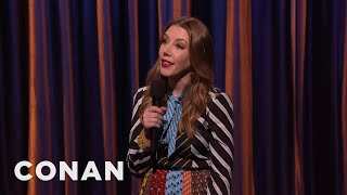 Katherine Ryan Stand-Up 02/15/17  - CONAN on TBS