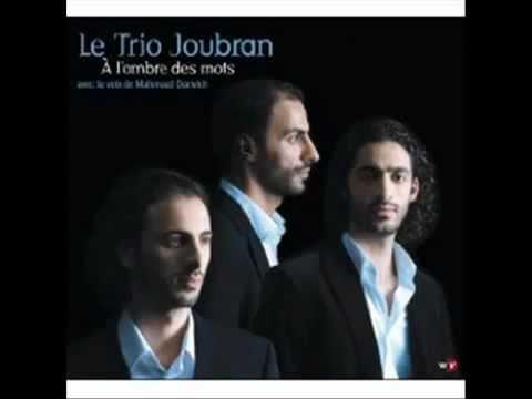 Le Trio Joubran - Ahwak الثلاثي جبران - أهواك