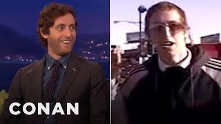 Thomas Middleditch's Viral McDonald's Video  - CONAN on TBS