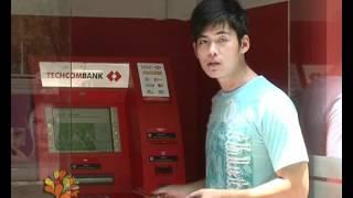 Sử dụng thẻ ATM - Vui Sống Mỗi Ngày [VTV3 - 04.06.2012]