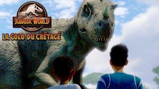 Jurassic world : la colo du crétacé saison 2 :  bande-annonce 2 VF